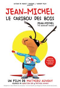 Jean-Michel le caribou des bois